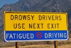 drowsy driving, car accidents, California law, Los Angeles personal injury lawyer