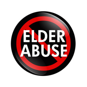 elder abuse, California law