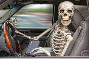 Distracted Driving, Accidents, California, Attorney