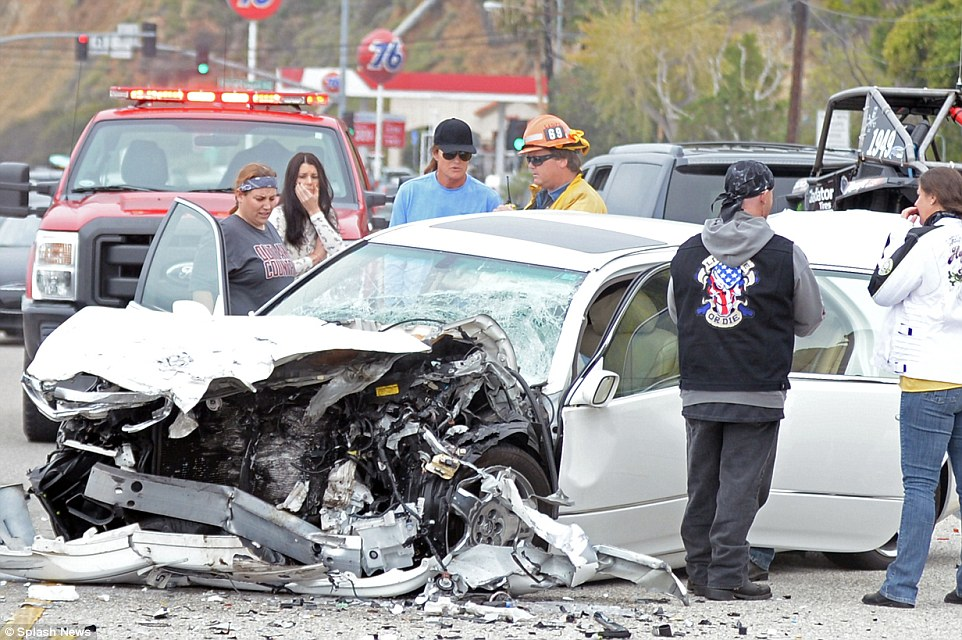 Caitlyn Jenner May Face Criminal Charges for Los Angeles Car Wreck