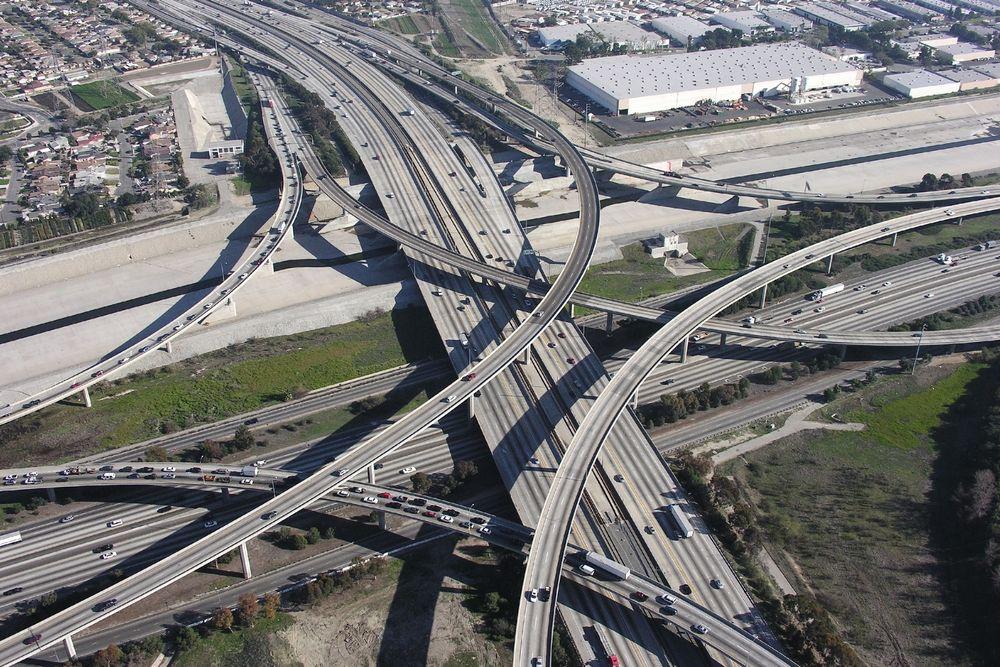 Dangerous Freeways in Los Angeles — California Accident