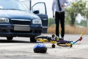 Bike Crash, Bicycle Accident