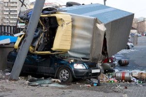 truck accidents, trucking company liability