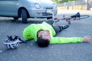 Bicycle Accident, California